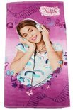 Disney Badlaken violetta headphone 70 x 140 cm
