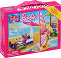 Mega Bloks Barbie Build 'n Play Beach Day