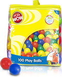 Play Wow - 100 Extra Ballen