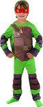 Turtles - Kostuum - Maat 122-128 -  4-5 jaar