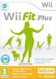 Wii Fit Plus inclusief Balance Board - Zwart