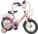 Yipeeh Rose 12 inch Meisjesfiets