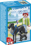 Playmobil Duitse Dog met Puppy - 5210