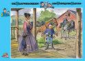 De Blauwbloezen: Veranda - Legpuzzel - 1000 Stukjes