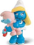 Smurfin met Baby