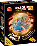 Wasgij Original 1 - Sunday Drivers