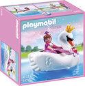 Playmobil Prinses met zwanenboot - 5476