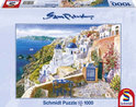 Selecta Puzzel - Sam Park: Blik op Santorini