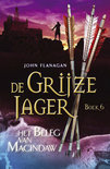 De Grijze Jager / 6 - Het beleg van Macindaw