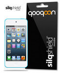 QooQoon silqShield Invisible voor Apple iPod Touch 5th Gen