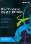 pc CD-ROM Sony Sound Series: Downloadable Loops & Samples - Standard Collection