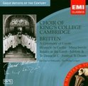Britten: A Ceremony Of Carols,