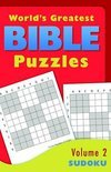 The World's Greatest Bible Puzzles--Volume 2 (Sudoku)