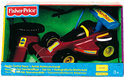Fisher-Price Formule 1 Junior Sportwagen RC Auto