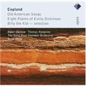 Copland Old Americansongs(Apex