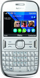Nokia Asha 302 - Wit