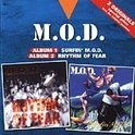 Surfin' M.O.D. / Rhythm Of Fear