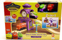 Chuggington Hout - &#39;Op &amp; Neer&#39; Beginners Speelset