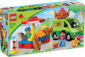 LEGO Duplo Ville Marktkraam - 5683
