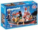 Playmobil Stoomboot van Sinterklaas en Zwarte Piet - 5206