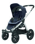Maxi-Cosi Mura 4 - Kinderwagen - Total Black