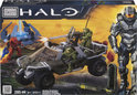 Mega Bloks Halo Warthog Resistance