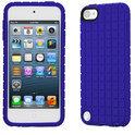 Speck PixelSkin - Beschermhoes voor Apple iPod Touch 5 - Blueberry