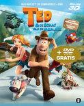 Ted & De Schat Van De Mummie (3D & 2D Blu-ray)