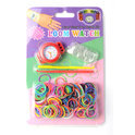 Loom Watch Set, Loomfun Loom horloge Rood Red