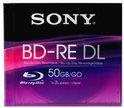 Sony Blu Ray Rw 2x Velocity Jc X1