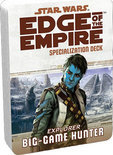 Star Wars Edge of The Empire Big Game Hunte Spec.Deck  - Kaartspel