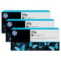 HP 771C - Inktcartridge / Zwart / 3 Pack