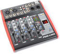 Power Dynamics Home entertainment - Speakers PDM-L405 Muziek Mixer 4-Kanaals MP3/ECHO