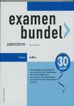 Examenbundel / 2009/2010 Havo M&O