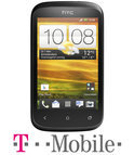HTC Desire C - Zwart - T-Mobile prepaid telefoon