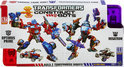 Transformers Construct-A-Bots Optimus Prime vs Megatron