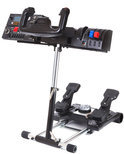 Wheel Stand Pro voor Saitek Pro Flight Yoke System en G25/G27 Stuur console - Deluxe V2
