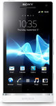 Sony Xperia S - Wit