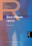 Basisboek Recht + Cd-Rom