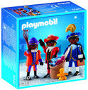 Playmobil 3 Zwarte Pieten