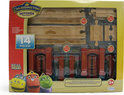 Chuggington Hout - Hellend Spoor en Handige Rails