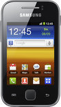 Samsung Galaxy Y (S5360) - Zwart - Hi prepaid telefoon