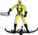 Power Rangers - Figurine MegaForce - 10 cm - Babi