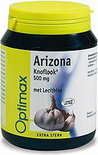 Optimax Arizona Knoflook met Lecithine Capsules 180 st