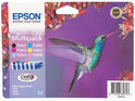 Epson T0807 Claria Photographic color Inkcartridges
