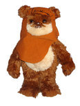 Star Wars Sprekende Wicket Pluche 23 cm