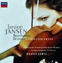 Beethoven & Britten Violin Concertos