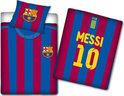 Fc Barcelona dekbedovertrek Messi