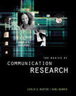 The Basics of Communication Research (with InfoTrac®)