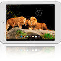 Yarvik Noble - Mini (TAB07-485) - 8GB - Wit - Tablet